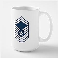CMSGT Pre-1992 Stripes 15 Ounce Mug