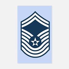 CMSgt Pre-1992 Stripes 1st Decal
