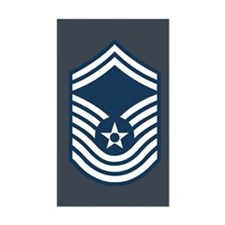 CMSgt Pre-1992 Stripes 2nd Decal