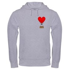 Boots Gunkel's Hooded Sweatshirt