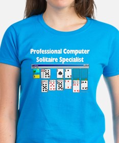 Office Humor Solitaire Tee