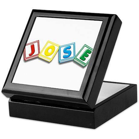 Jose Keepsake Box