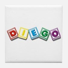 Diego Tile Coaster