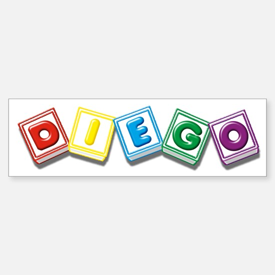 Diego Sticker (Bumper)