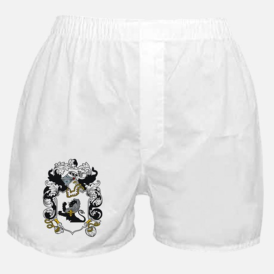 Marvin Coat of Arms Boxer Shorts
