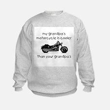 My grandpas motorcycle Sweatshirt