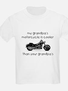 My grandpas motorcycle T-Shirt
