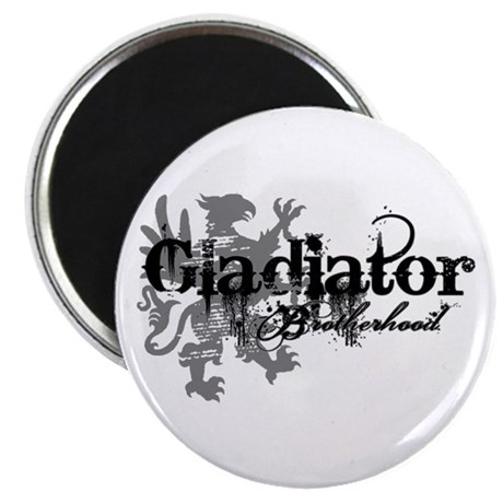 Gladiator Brotherhood Magnet