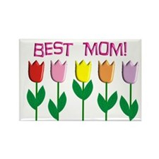 Mother's Day Rectangle Magnet