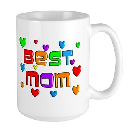 Mother's Day Large Mug