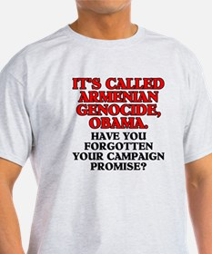 It's called Armenian genocide T-Shirt