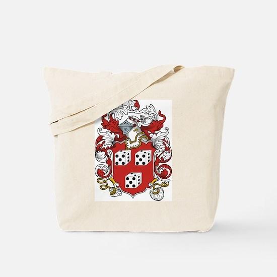 Mathias Coat of Arms Tote Bag