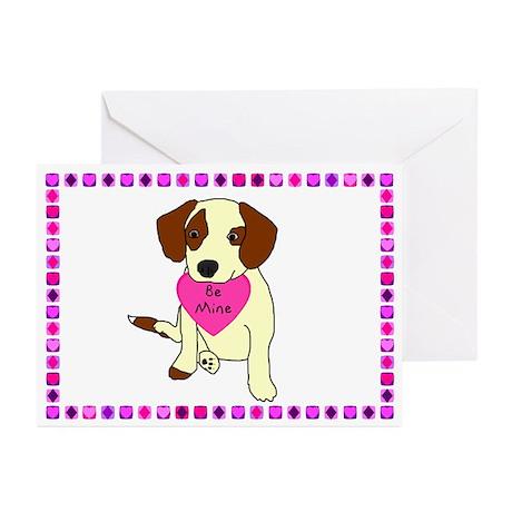 Beagle Mix Valentines (Pk of 10)