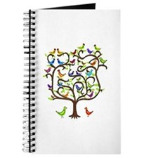 bird tree Journal