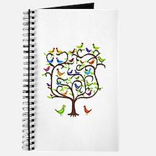 bird tree Journal