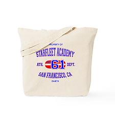 Starfleet Athletic Department Tote Bag