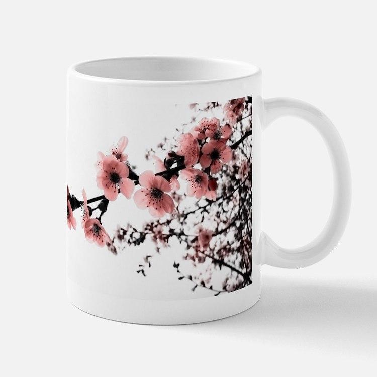 Cherry Blossoms Small Small Mug