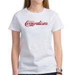 Destroy Corporatism Women's T-Shirt