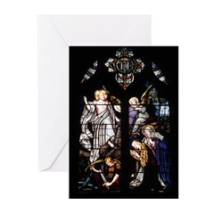 Resurrected Christ Greeting Cards (Pk of 10)