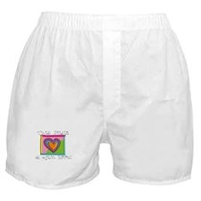Polish Grandmother Boxer Shorts