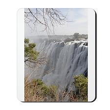 Victoria Falls Mousepad
