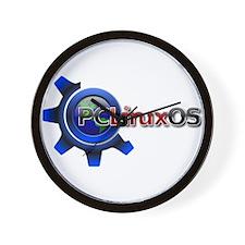 Unique Pclinuxos Wall Clock