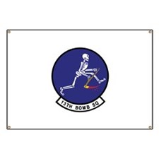 13th Bomb Squadron Banner