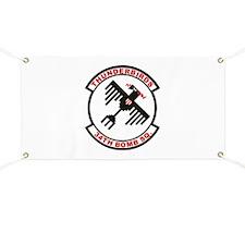 34th Bomb Squadron Thunderbir Banner