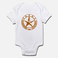 Texas Star Infant Bodysuit