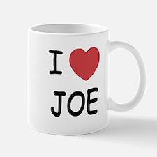 I heart Joe Mug