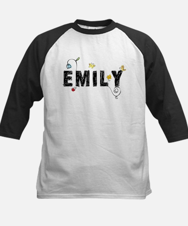 Floral Emily Tee