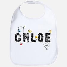 Chloe Floral Bib