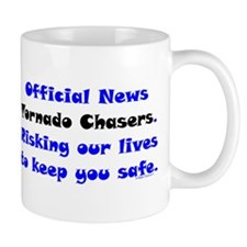 Official Tornado Chasers Mug