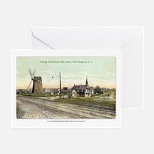 """""""Pantigo Road"""" Greeting Cards, Set of 10"""
