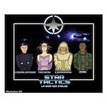 Star Tactics : Factions en poster