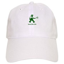 Farmers like to fork. Baseball Cap