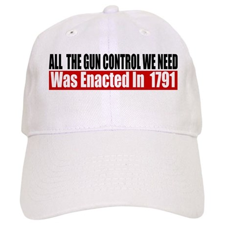 All The Gun Laws We Need Cap