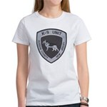 Hudson County K9 Women's T-Shirt