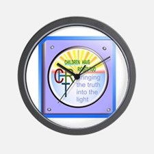CHRT MAIN LOGO Wall Clock