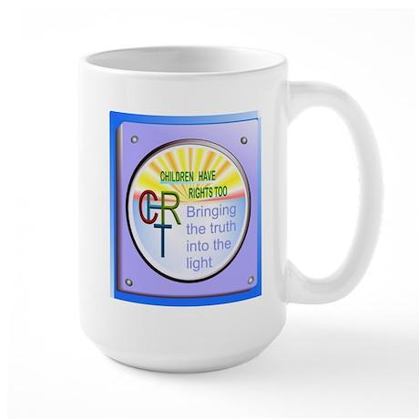 CHRT MAIN LOGO Large Mug