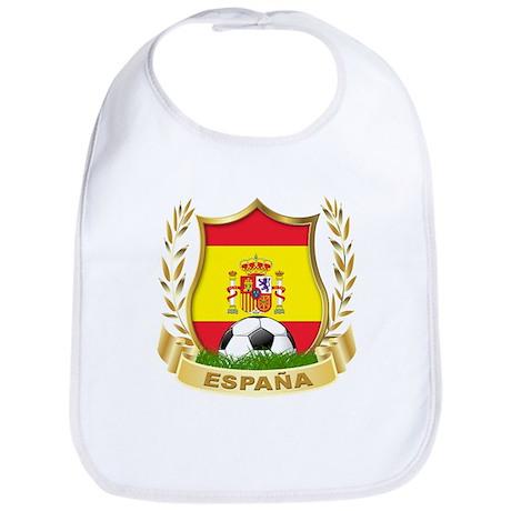 Spainish Soccer Bib