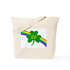 66th Shamrock Tote Bag