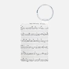 Keep Of The Promise handwritten sheet music song K