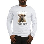 Hooch Dog Long Sleeve T shirt