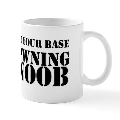 Pwing noobs Mug