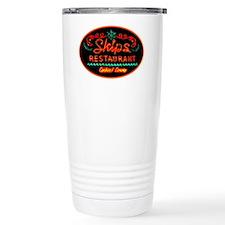 Skip's Restaurant Travel Mug