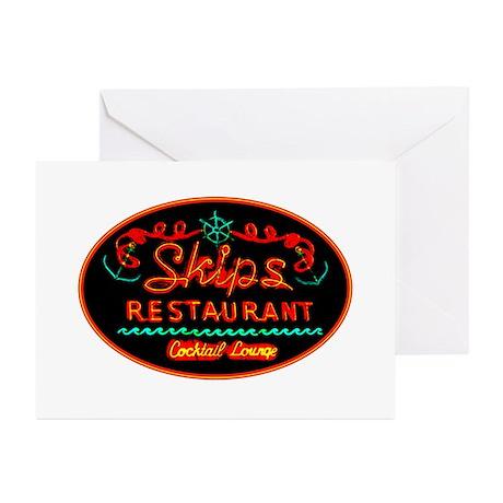 Skip's Restaurant Greeting Cards (Pk of 20)