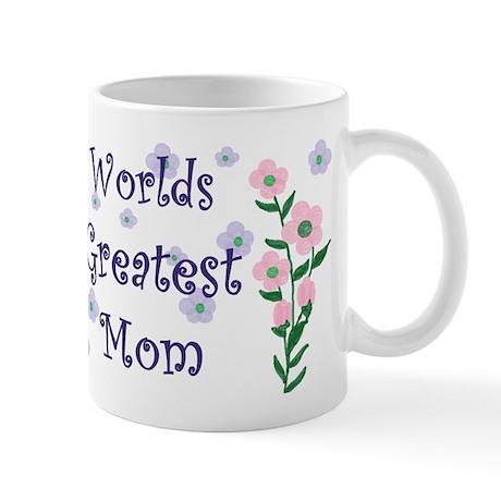 Worlds Greatest Mom Mug