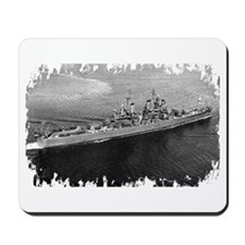 USS Canberra Mousepad