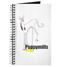Cool Greyhounds Journal